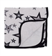 Chi Khi Swaddle Wrap Light Grey Star