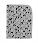 Puppy Love Blanket-Grey Marle