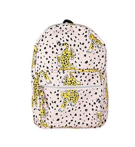Kapow Leopard Backpack