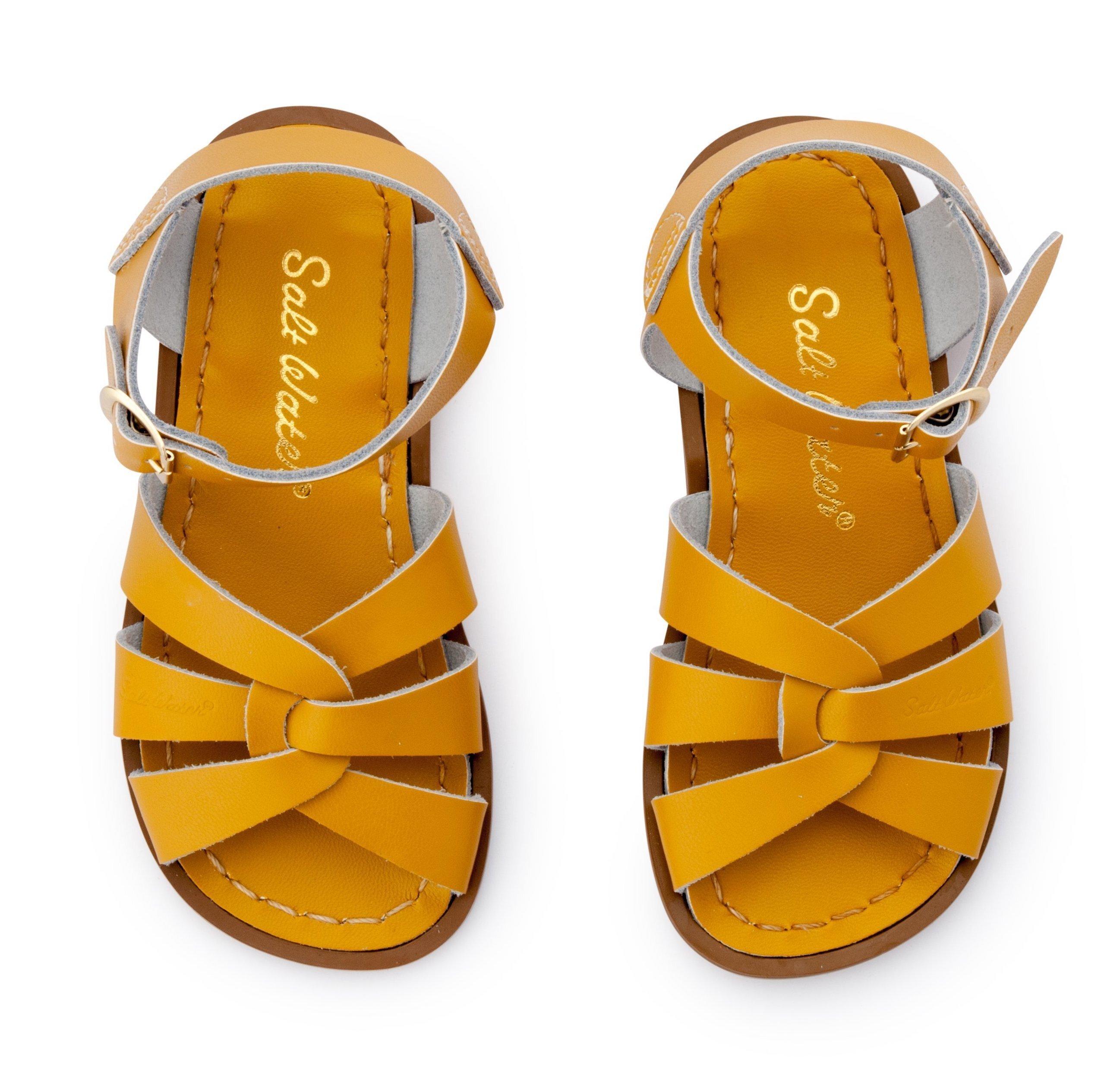 71437dcffa20 Saltwater Sandal Original - Mustard - FOOTWEAR-Boy   Kid Republic ...