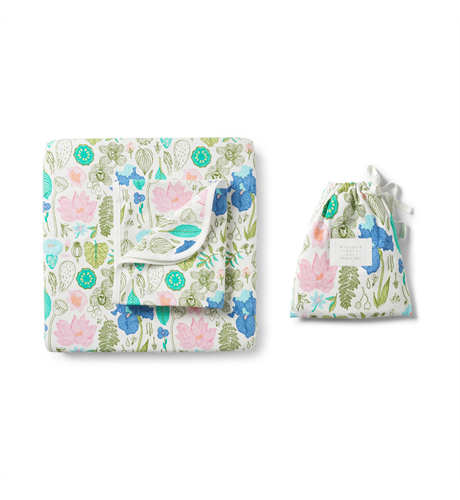 Wilson & Frenchy Flora Cot Set