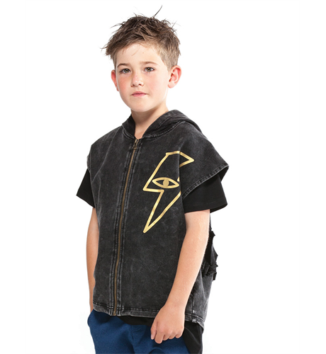 Band Of Boys Lightning Strike Sleeveless Hood
