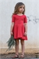 Rock Your Kid True Red Mabel Dress