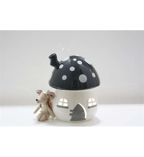 Little Belle Nightlight - Black & White