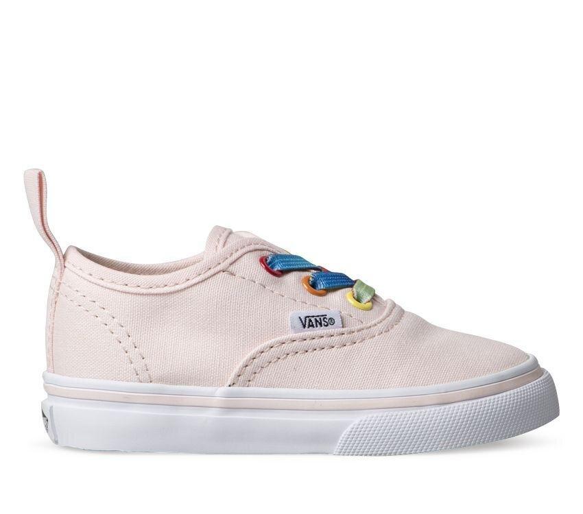 ac12cb8b0ba5 Vans Toddler Authentic Elastic Lace - Pink - SHOP BY BRAND-Vans   Kid  Republic - S18 19 Vans