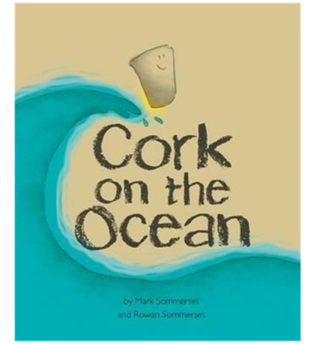 Cork on the Ocean Paperback Book
