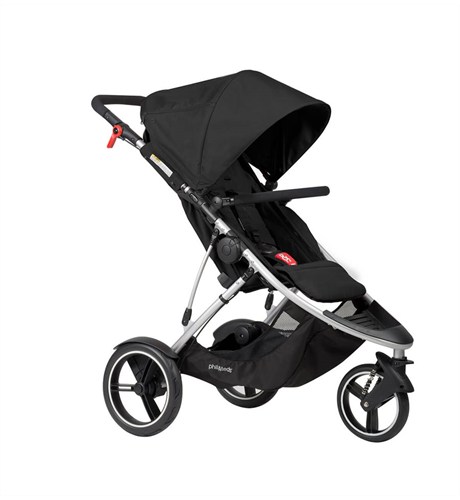 Phil & Teds Dash Buggy - Black