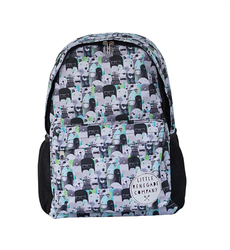 Little Renegade Bears & Beasties Backpack - Midi