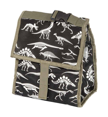Dino Freezable Cooler Lunch Bag