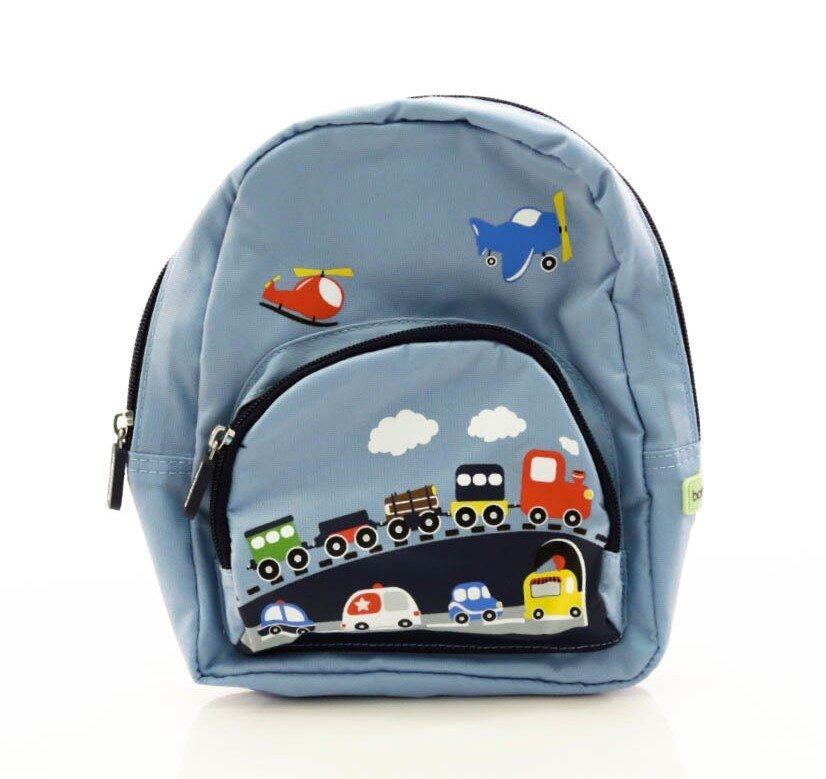 aa9ffdfdc9 Bobble Art Baby Backpack - Traffic - NURSERY-Back to School   Kid Republic  - Bobble Art