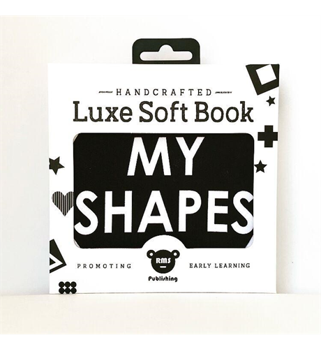 My Shapes Soft Luxe Book