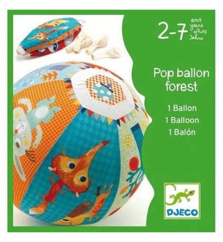 Djeco Pop Balloon Forest