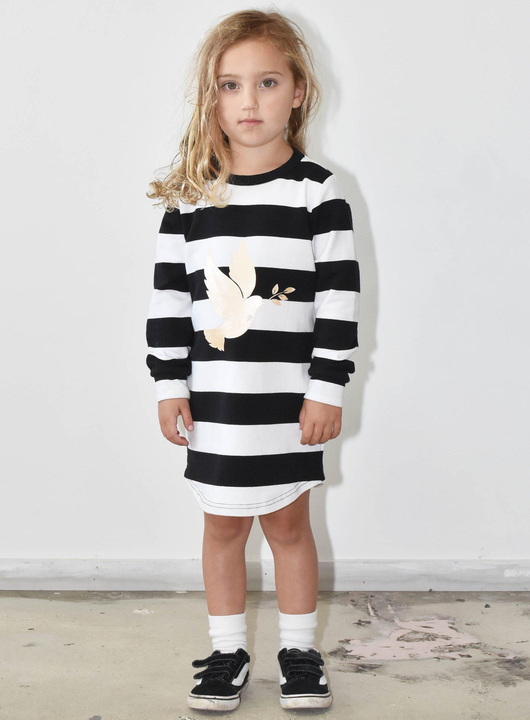 Fly Girl Dress