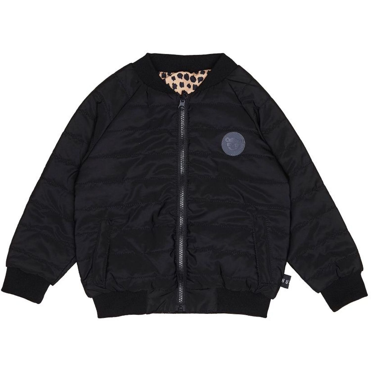 b8a232ea5 Huxbaby Hux Reversible Padded Jacket - CLOTHING-GIRL-Girls OUTERWEAR ...