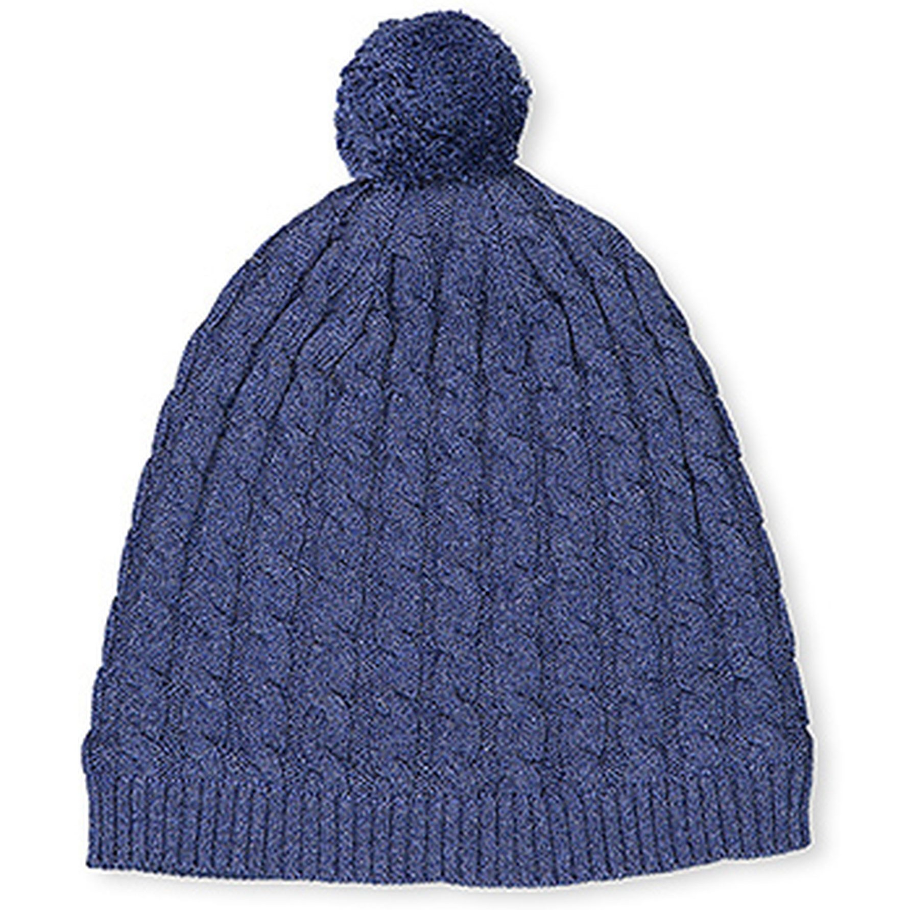 993134e3b3cca7 Milky Beanie - Navy - CLOTHING-HATS-Winter Hats : Kid Republic - W19 MILKY  D1