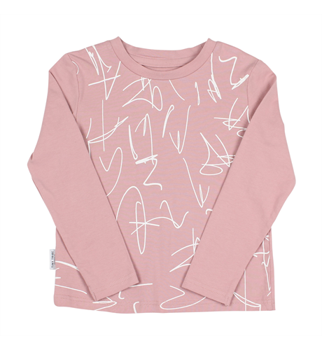 Tiny Tribe Scribble Long Sleeve Tee