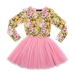 Rock Your Kid Sturt Pea Circus Dress