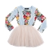 Rock Your Kid Hollywood Chintz Circus Dress