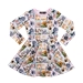 Rock Your Kid Best In Show Waisted Dress