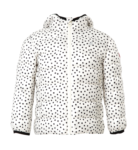 Cry Wolf Eco Puffer Jacket - Spots