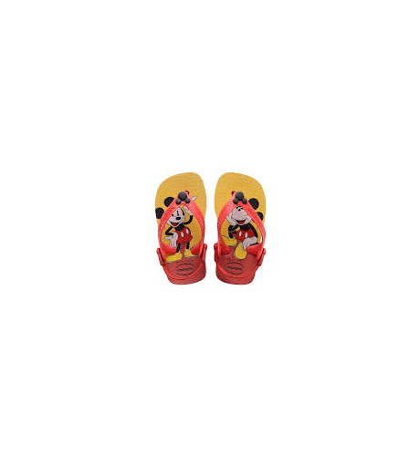 Havaianas Mickey Mouse