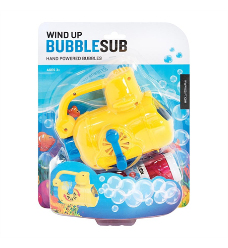 Wind Up Bubble Sub