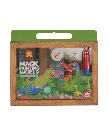 Djeco Magic Painting World - Dino