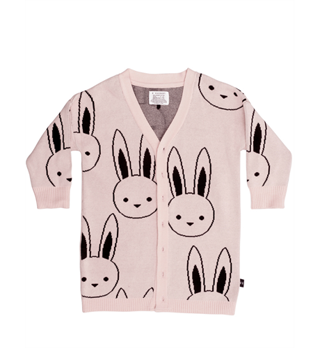 Hux Baby Bunny Knit Cardi - Pre Order