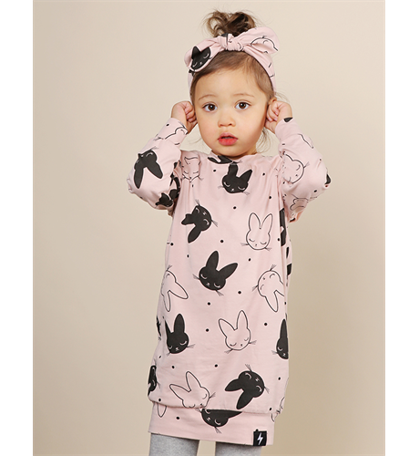 KaPow Sleepy Bunny Sweatdress