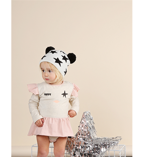 KaPow Twinkle Eye Baby Dress