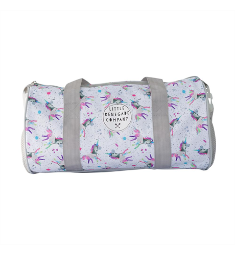 Little Renegade Sparkles Unicorn Duffle Bag