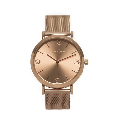 Marlee Watch Co Rose Gold Mesh - Adult