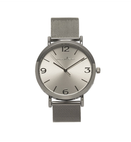 Marlee Watch Co Silver Mesh - Adult