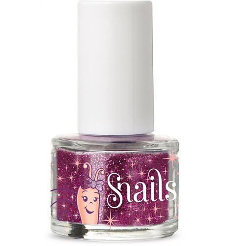 Snails Purple Red Nail Glitter