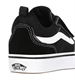 Vans ComfyCush New Skool Velcro - Black/White