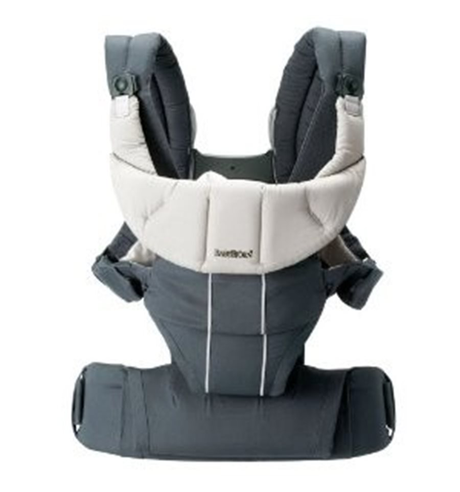 Babybjorn Comfort Carrier With Waistbelt Out About Babywearing