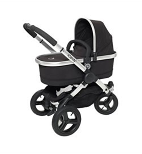 iCandy Peach Jogger Carrycot -Blackberry