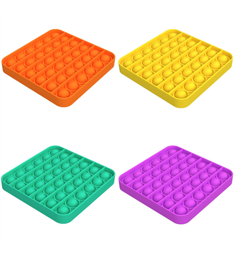 Popit Fidget Toy - Square