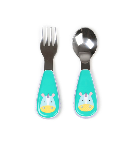 Skip Hop Utensil Set Unicorn