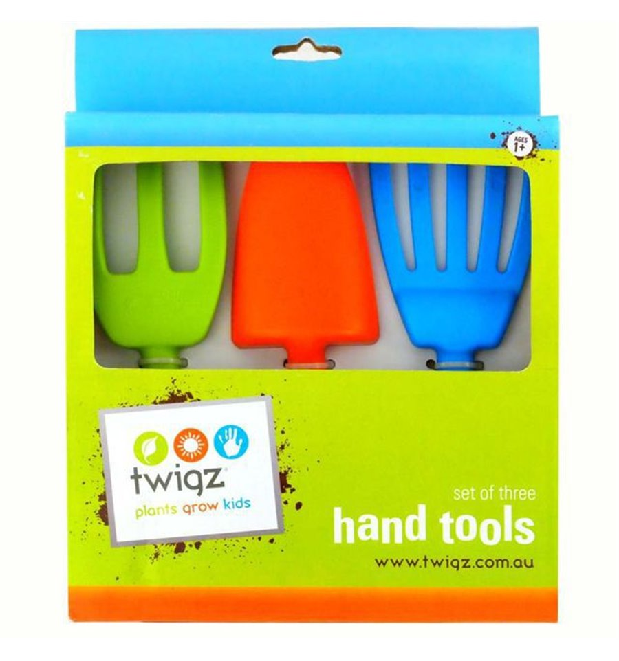 Twigz Gardening Hand Tools - PLAY-Outdoor Toys : Kid Republic - TEST