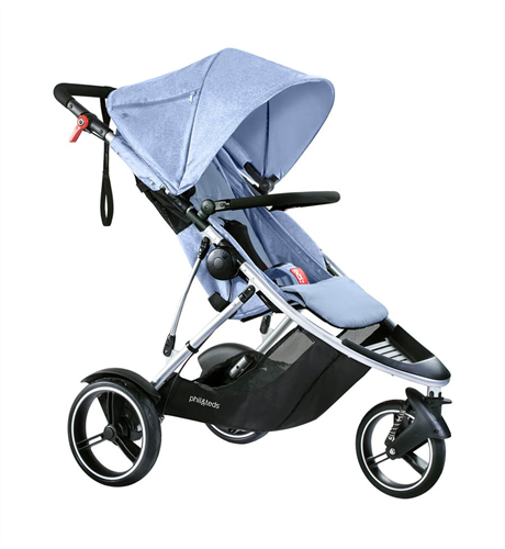 Phil & Teds Dash Buggy - Blue Marle