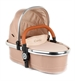 iCandy Peach4 Twin Carrycot-Butterscotch