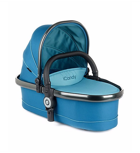 iCandy Peach4 Twin Carrycot - Peacock