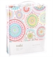 Toshi Cotton Knit Cot Sheet Set - Disco