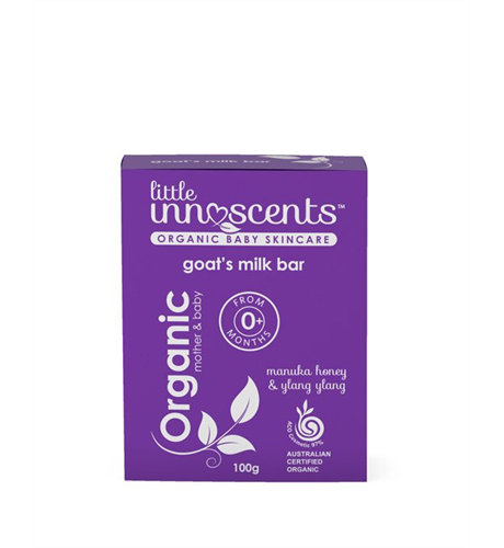 Little Innoscents Goat's Milk Bar