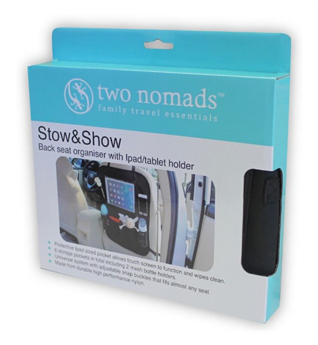 Two Nomads Stow & Show